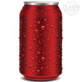 Tall Maroon Soda
