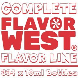 A Master Flavor West Sample Pack (10ml)