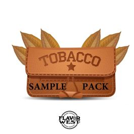 A Tobacco Sample Pack (7.5ml)